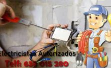 Electricistas Algete Madrid