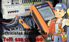 Electricistas Alpedrete Madrid